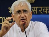 Khurshid writes to EC, says he bows to wisdom of poll body