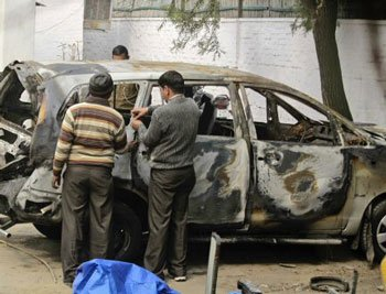 Terrorist was 'very well trained', says Chidambaram
