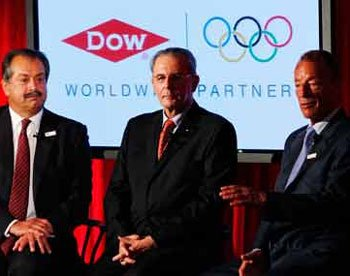 Dow not responsible for Bhopal gas tragedy: IOC