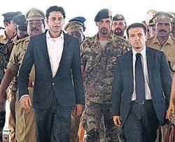 Judicial custody for Italian marine accused