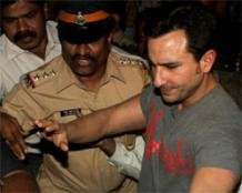 "Twitter wags take digs at ""Saif's first solo hit"""