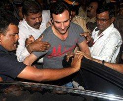 I could have used 'Gandhigiri': Saif