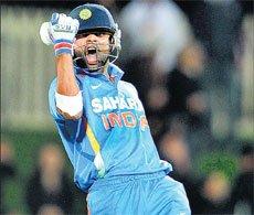 Focus the key as Kohli takes a big stride forward