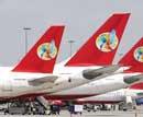 Kingfisher cuts flights to 30 cities