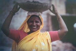 An 'untouchable' sarpanch, she touches many lives