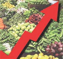 Retail inflation surges to 10.36 percent in April