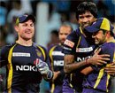 Knight Riders look to sign off on a high