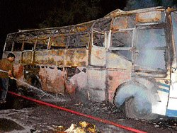 16 killed in UP bus mishap
