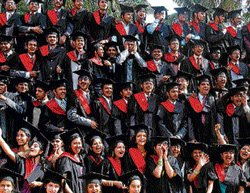 Time for booster dose in higher education: Vision document