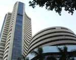 Sensex closes 30 points up; investors fret over weak rupee