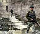 LeT militant killed in a shootout