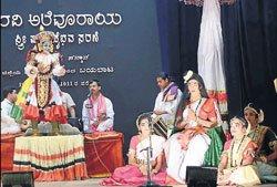 Kids gung-ho about yakshagana