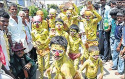 Urge to bring Upparas under SC