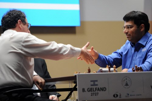 Anand bids to be an all-time great