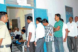 Districts witness peaceful council polls