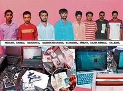 Fake voter card racket busted