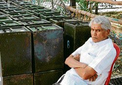 Bangalore's lack of warmth worries BJP