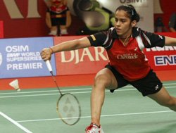 Saina, Kashyap reach quarters of Indonesia Open