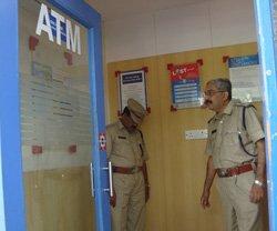 Bangalore cops crack ATM van dacoity