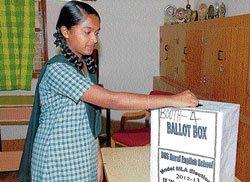 No mockery of democracy