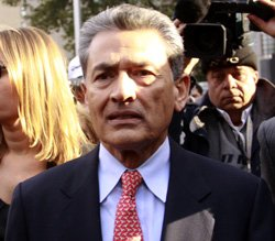 Rajat Gupta convicted on insider trading charges