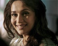 Madhuri's fans name a star after her