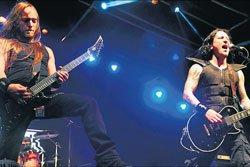 The gods of metal