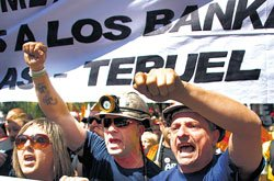 For Spanish workers, Europe's not working