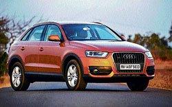 Audi's luxury SUV Q3 now in India