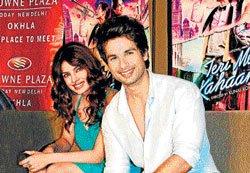 'I wanted a love story, Kunal gave me three'