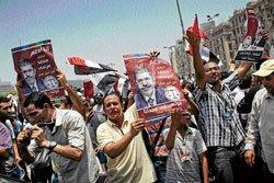 Egypt generals bring dictatorship by backdoor