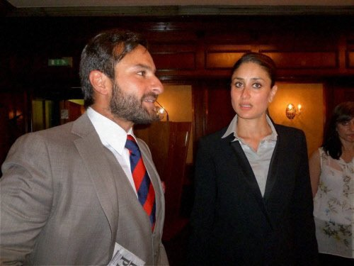 Gurinder Chadha wants Saif to play Nehru in her next