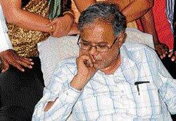 Suresh Kumar firm on quitting