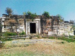Historic Para Vasudeva temple to get face-lift