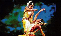 Powerful depictions through dance