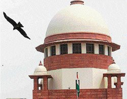 Govt can't denotify land at its will: SC