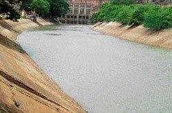 Water level dips in Tungabhadra dam
