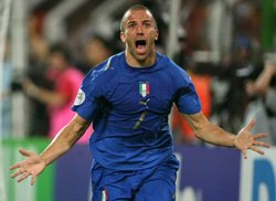 Italy look to extend German finals pain