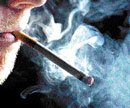 Cigarette smuggling racket thrives in City