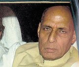 Jaitley, Rajnath in Bangalore to seal the deal