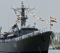 Navy's visibility in Indian Ocean has increased: Admiral Verma
