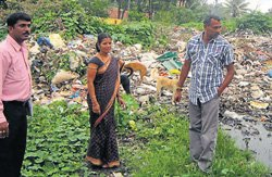 Row over dumping of waste solved in Gonikoppa