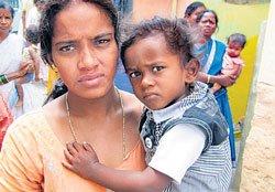 Child sacrifice averted in City