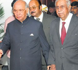 Hope Shettar will carry on DVS' good work: Governor