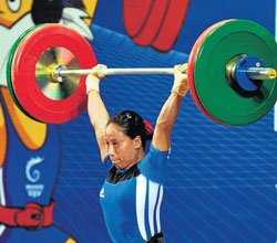 Lifters keen to make a mark