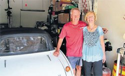 Man recovers car 42 years after theft