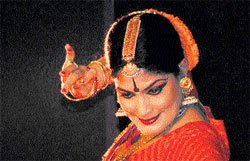 Invoking power of Sanskrit with dance