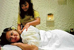 Relax and rejuvenate with spa in office