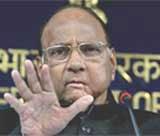 Pawar, Patel skip Union Cabinet meet