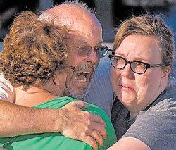 Gunman kills 12 in Colorado